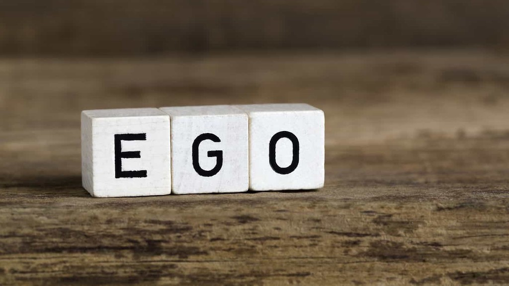 Don't Let Ego Get In The Way of Buying Winning Picks