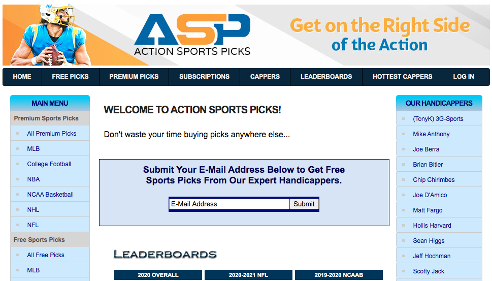 Win More MLB Bets With Action Sports Picks